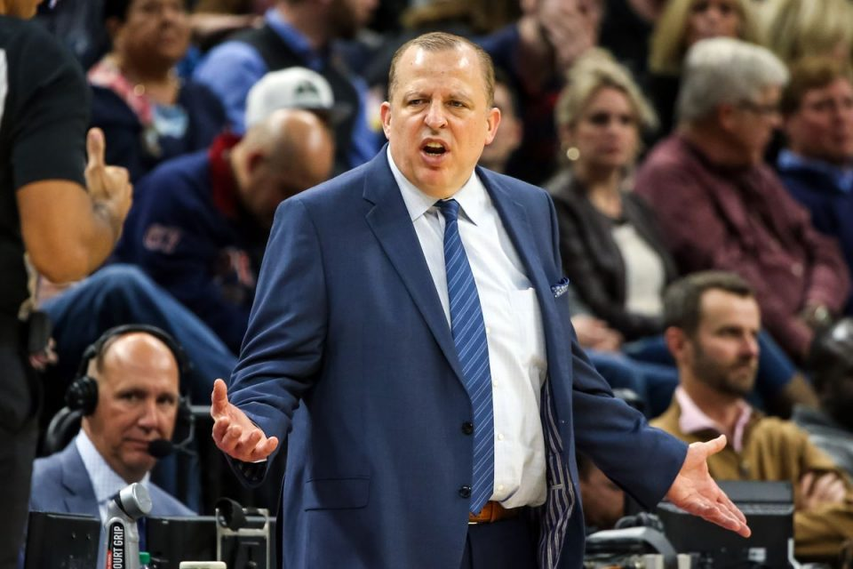 Минесота го отпушти тренерот по победата над Лејкерси