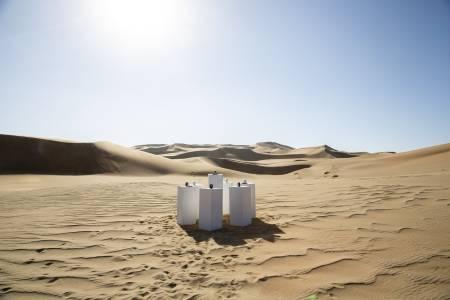 """Песната """"Африка"""" вечно ќе се слуша во пустината Намиб (ВИДЕО)"""