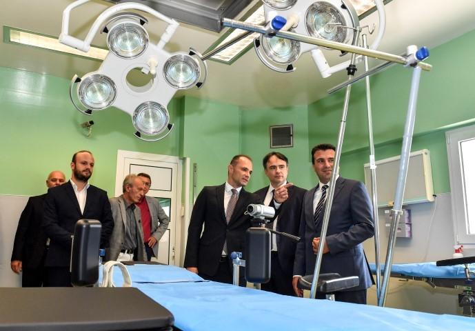 "Затворена хируршка сала во болницата ""8 септември"" оти фалат анестезиолози и медицински сестри"