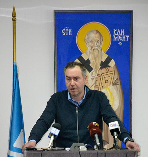 """Охрид 24"": В.д. градоначалникот Георгиески со лицемерие кон охриѓани и кон неговите коалициони партнери"