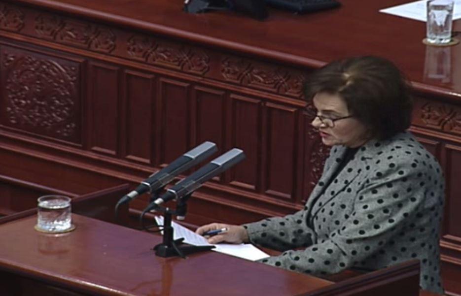 Пемова: Откако СДСМ е на власт нема отворено ниту една фабрика, нема ниту една инвестиција