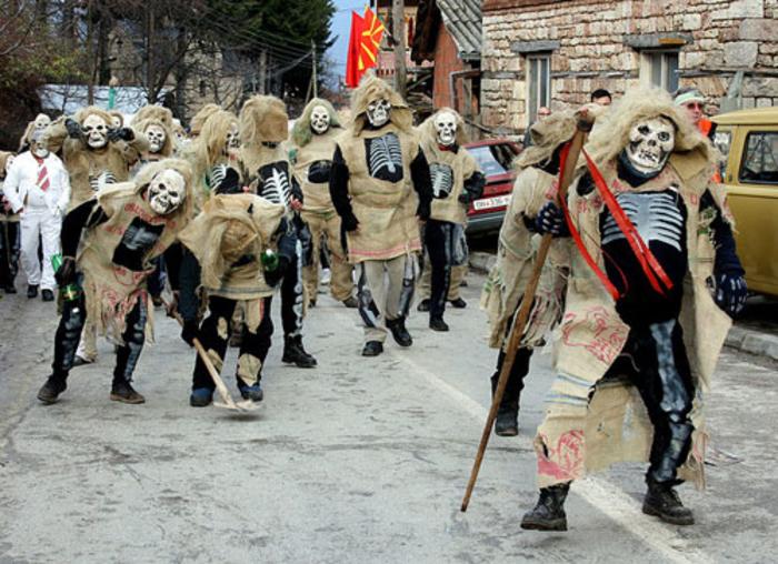 Заврши Вевчанскиот карневал