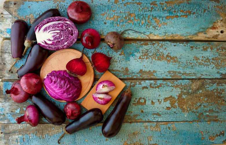 6 виолетови намирници кои се одлични за здравјето