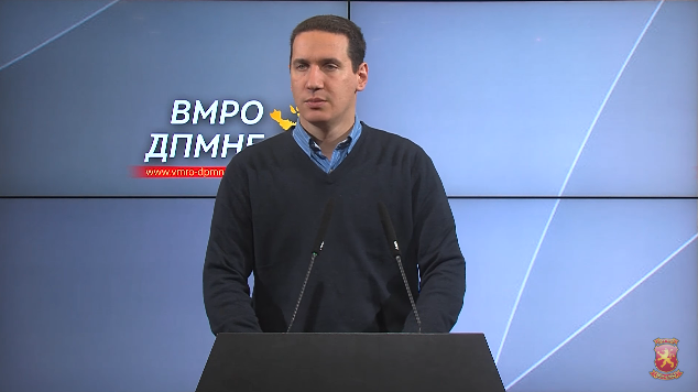 Ѓорчев: Во Македонија се случува политички реваншизам, терор и економски колапс