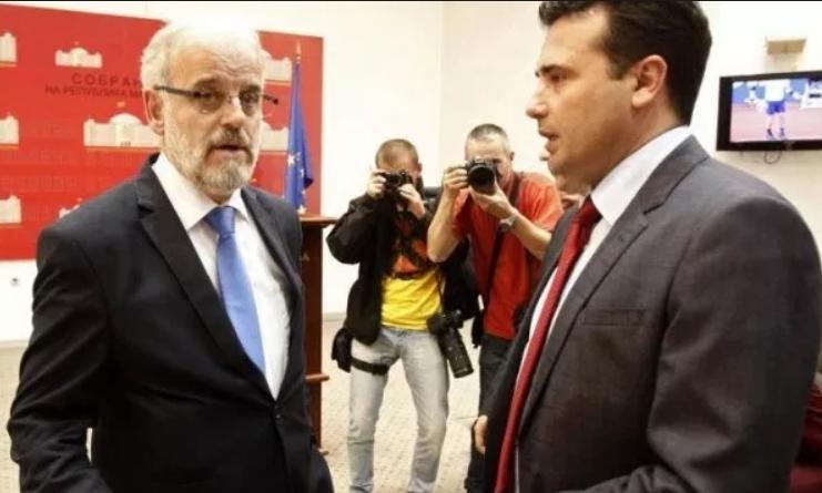 Заев и Џафери во паника: Им извиси двотретинското мнозинство, немаат доволно гласови за да го сменат Уставот?