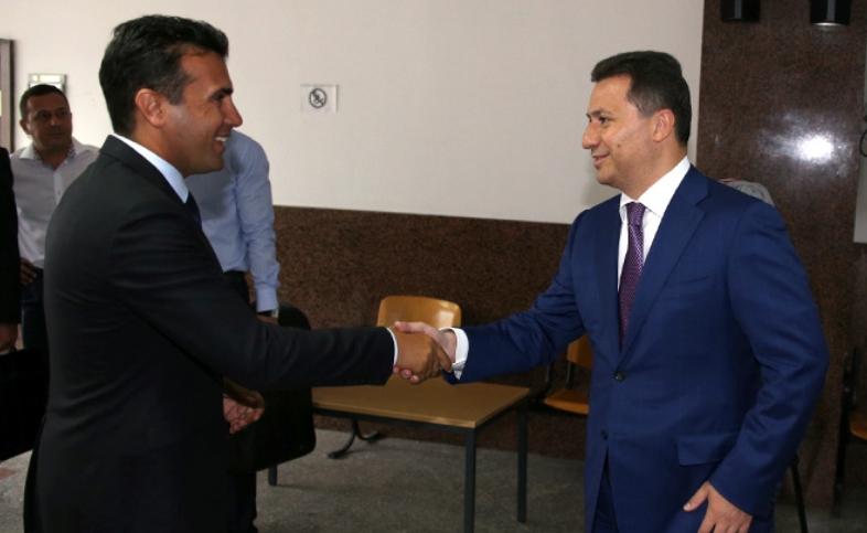 Груевски ја повлече тужбата за клевета за Заев со која првично бараше половина милион евра