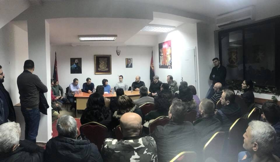Силјановска во ОК на ВМРО-ДПМНЕ Бутел го презентираше својот план и визија за Македонија