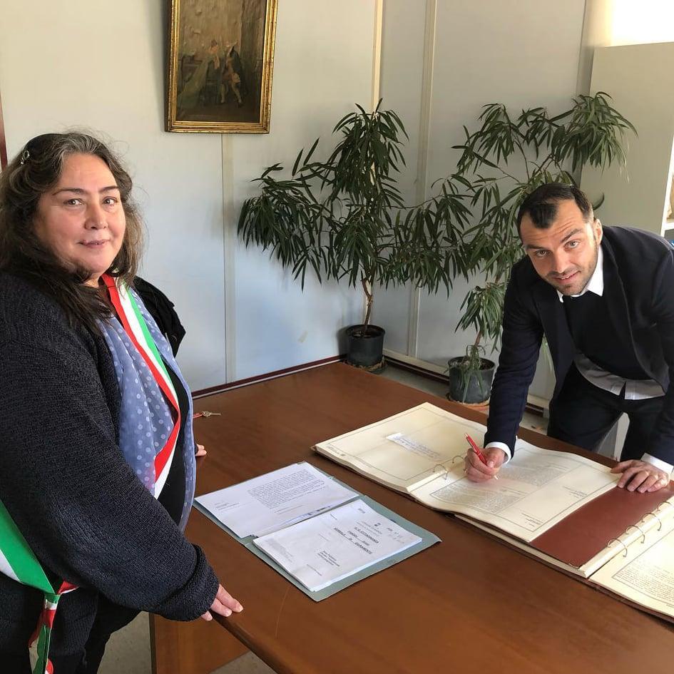 Пандев доби италијанско државјанство (ФОТО)