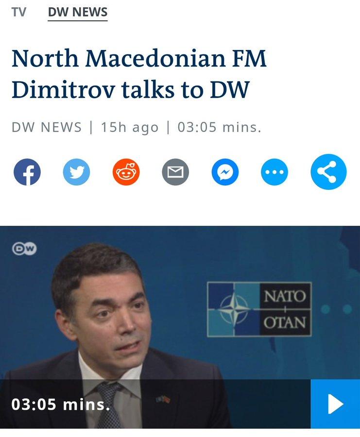 Милошоски: Придавката македонски забетонирана како оградата пред Влада, благодарение на Северно Македонецот Никола Димитров