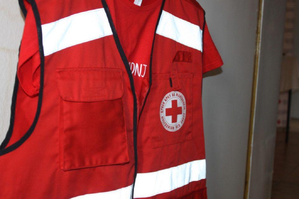 Сочуство од Црвениот крст до семејствата на загинатите во сообраќајната несреќа