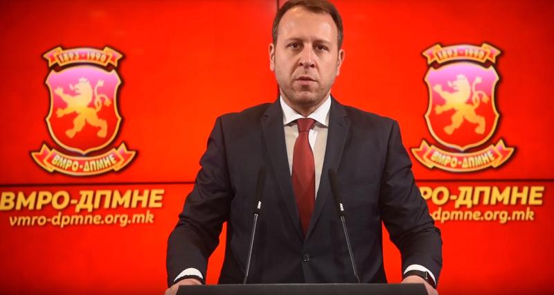 Јанушев: Општините под раководство на луѓето од криминално-рекетарската банда на Заев водат нетранспарентни постапки