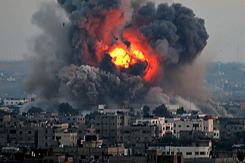 Израел нападна напуштена болница во Сирија