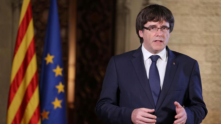 Судот на ЕУ му го одзеде европратеничкиот имунитет на Пучдемонт