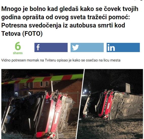 Тешката сообраќајка на патот Скопје- Тетово меѓу првите вести во регионот