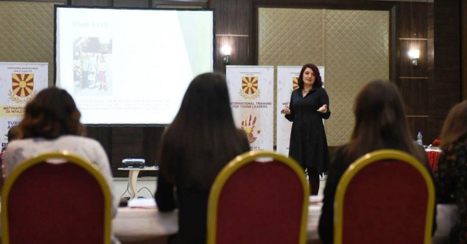 Успешните македонски приказни на Школата за млади лидери (ФОТО)
