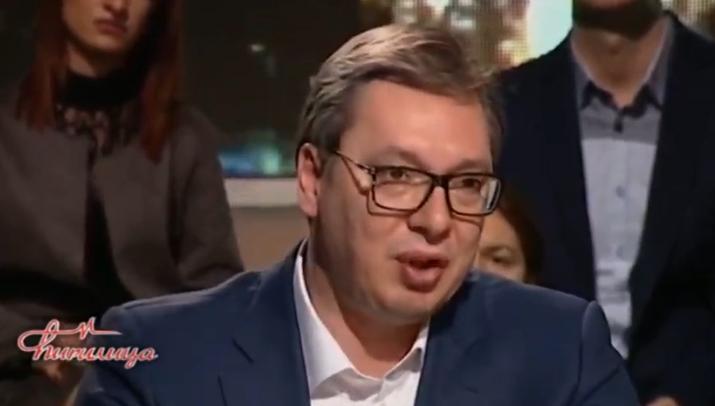Вучиќ: Да изгубев на референдум како Заев ќе си поднесев оставка