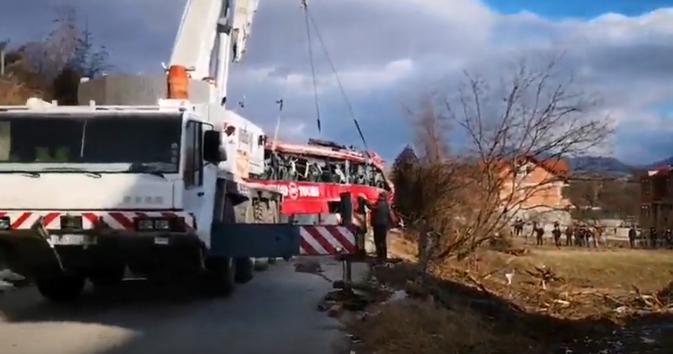 Двајца повредени во сообраќајката кај Ласкарци сè уште се во критична состојба