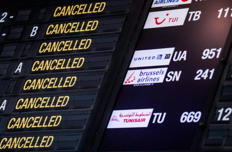 Европската комисија препорачува ваучери за откажаните летови и патувања