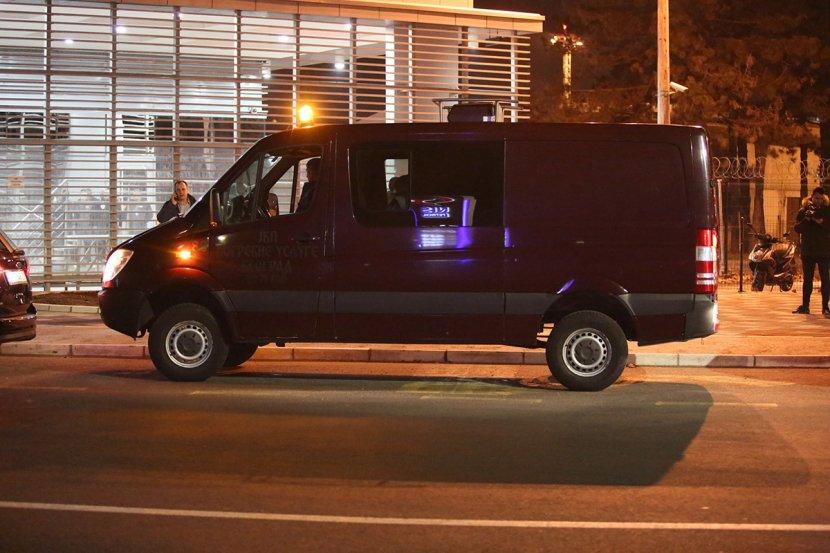 Телото на Шабан Шаулиќ пристигнува во Белград