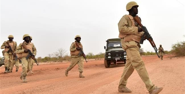 Армијата во Буркина Фасо убила 146 џихадисти