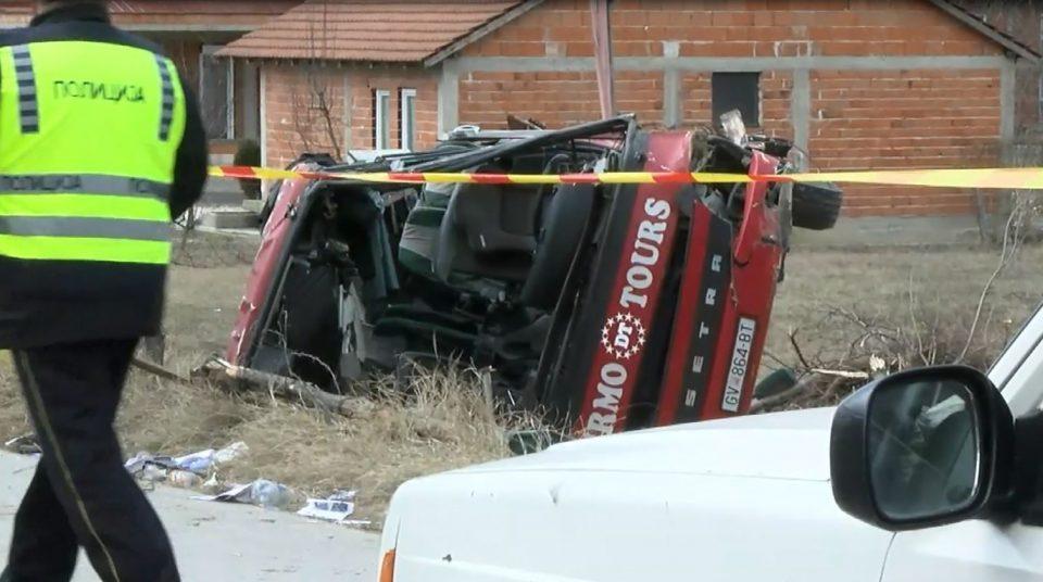 Загинаа 14 лица, повредени се 37: Причината за грозоморната сообраќајка сè уште не е позната