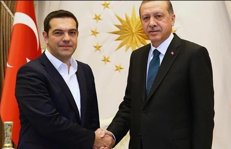 Ципрас во дводневна посета на Турција