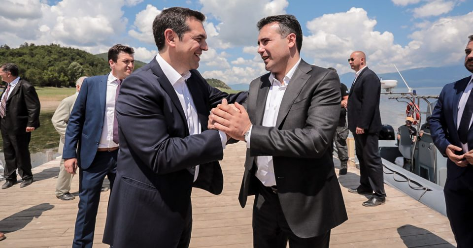 Николоски: Радувањето на Заев, Димитров и Шекеринска на изјавата на Ципрас е дно и национално предавство