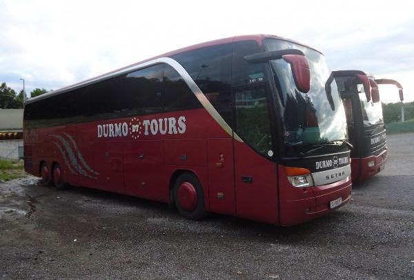 """""""Дурмо турс"""" сам на себе си вршел технички преглед на автобусите"""