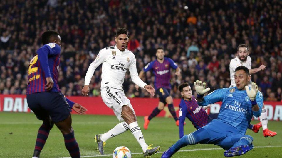 Натпреварот помеѓу Барселона и Реал ќе се одигра на 18 декември