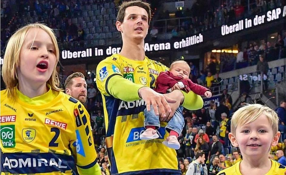 Малата убавица со тато: Филип Талески со ќерката Софија пред натпревар (ФОТО)