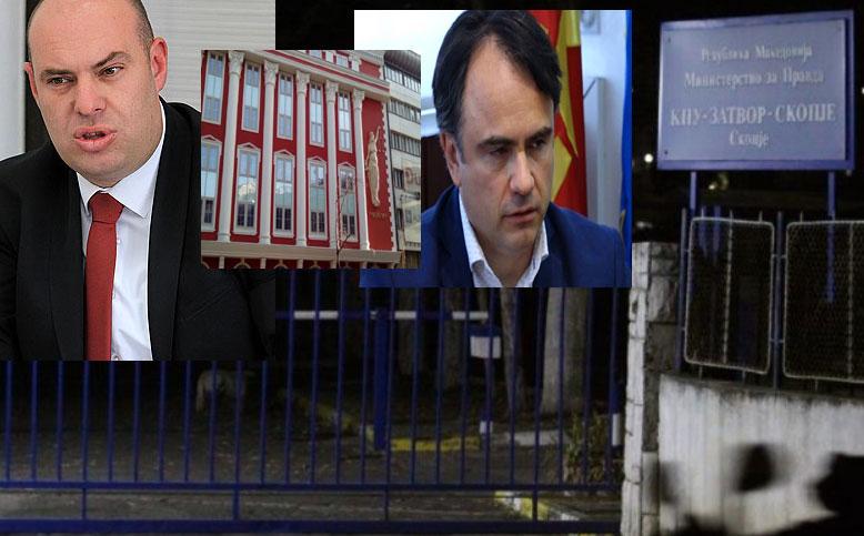 Министерство за правда контра директорите на затворот и болницата: Контрадикторни изјави за претепувањето на Јанакиески и Ристовски