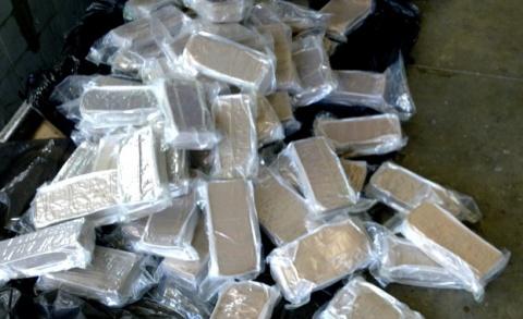 Во Драч запленети 11 килограми хероин