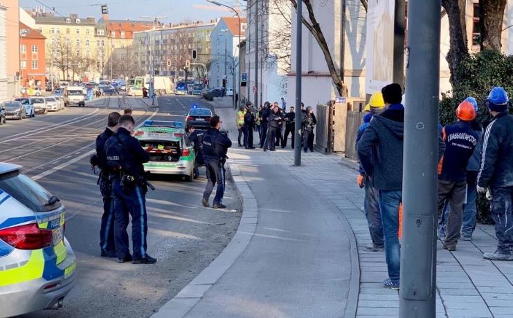 Хрват убил колега, а потоа се самоубил: 150 полицајци на интервенција