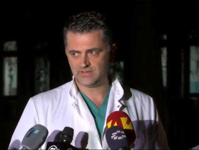 Хасани: Извршени две операции над 20-годишната девојка, се уште е во критична состојба
