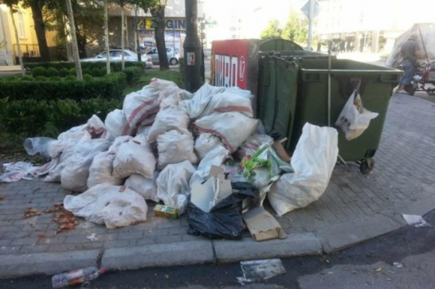 Апел до граѓаните: Градежниот отпад да не се исфрла во контејнерите
