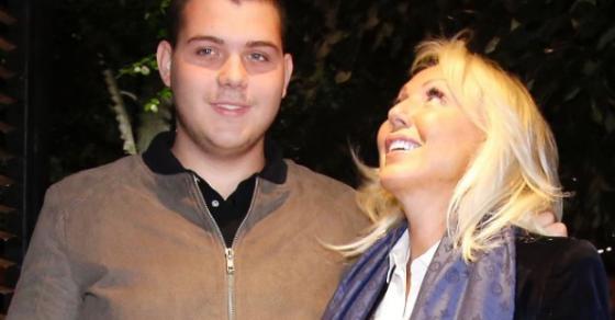 Процес долг две години: Синот на Лепа Брена покажа како изгледа сега (ФОТО)