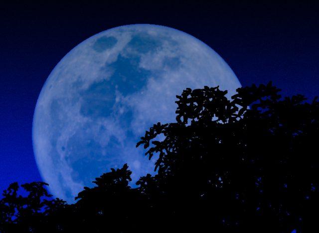 """Нов небесен феномен: Вечерва не очекува најголемата и најсветлата полна месечина во 2019 година, еве зошто ја нарекуваат """"гладна месечина"""""""