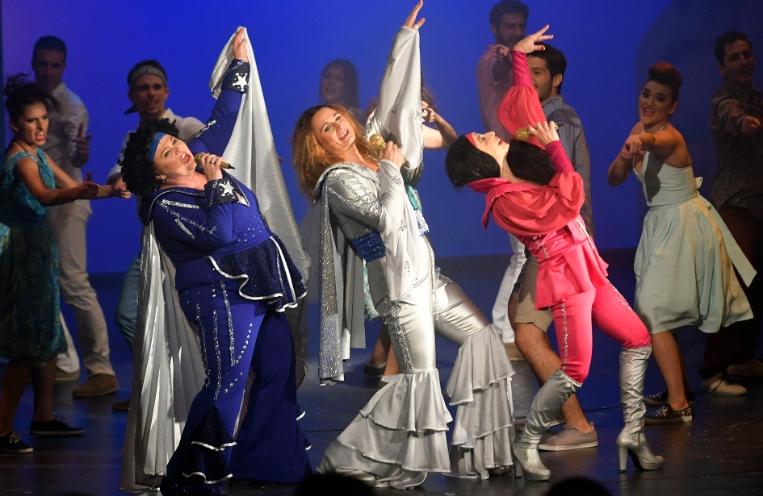 Поради денот на жалост, се откажува изведбата на мјузиклот MAMMA MIA!