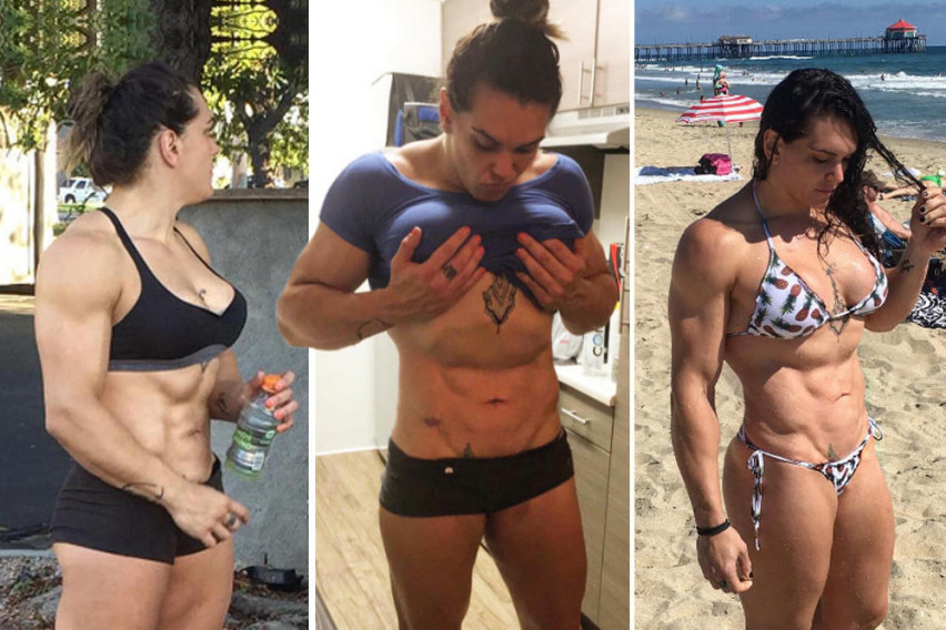 Таа е најсилната жена на светот: Има 107 килограми чисти мускули, нејзиниот изглед влева страв кај многумина (ФОТО)