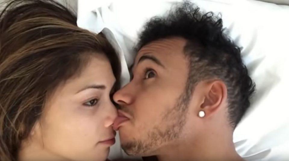 Никогаш не требаше да излезе од спалната соба: Пејачката скршена по протекувањето на секс снимката со возачот на Формула 1 (ВИДЕО)
