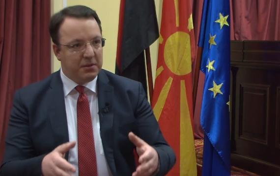 Николоски: Бојкотот му одговара на Заев- глас за кандидатот на ВМРО-ДПМНЕ значи пад на власта!