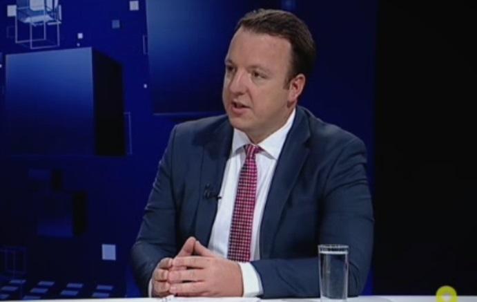 Николоски: ДУИ за да ги покрие своите слабости со години го портретира ВМРО-ДПМНЕ како непријател на Албанците