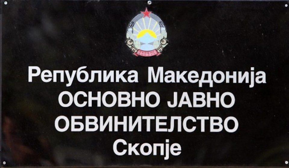 Десетмина обвинети за непочитување на здравствените прописи во Скопје
