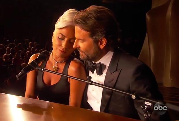 """Леди Гага и Бредли Купер глумеле на """"Оскар"""""""
