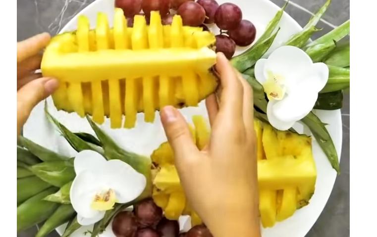 Многу работи правите погрешно: Неверојатни трикови за сечење и сервирање на овошје и зеленчук (ВИДЕО)