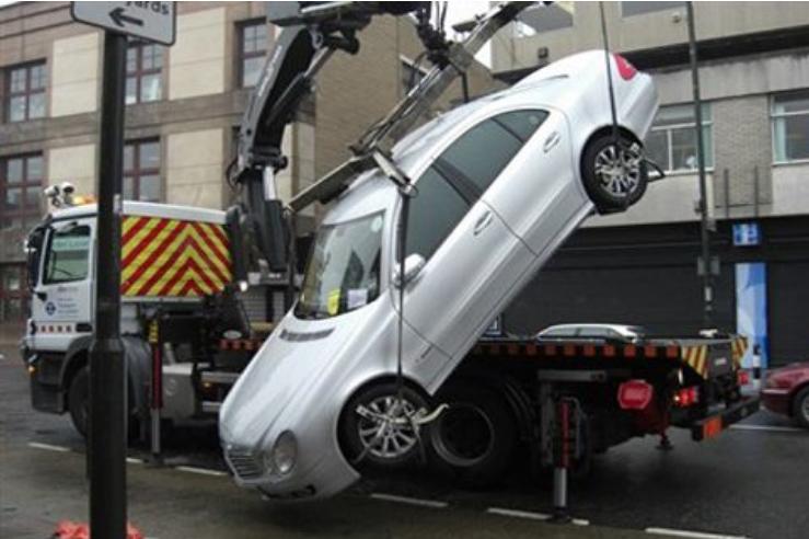 Во Скопје вчера 12 сообраќајки, пајакот подигнал 73 возила