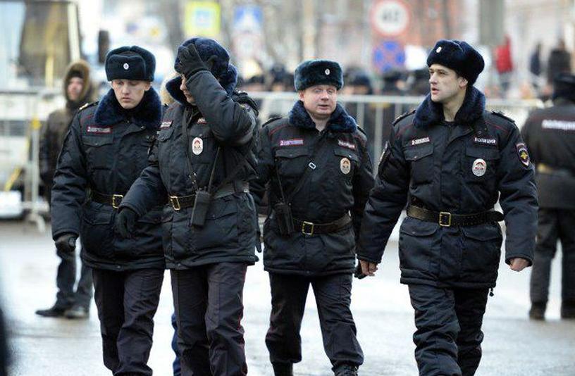 За безбедноста на Москва во текот на празниците ангажирани 40.000 лица