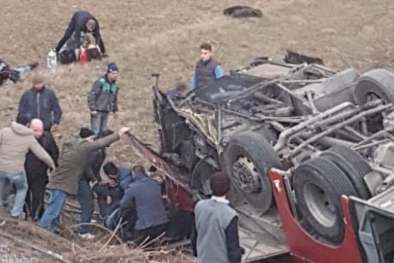 Возачот на автобусот изјавил дека не се сеќава како се случила несреќата