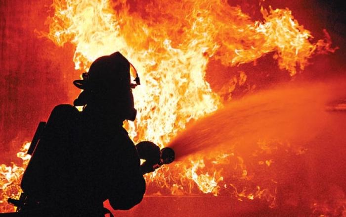 Изгоре барака во кичевско