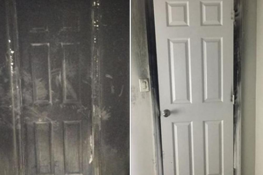 Затворената врата им го спасила животот: Пожарникари објасниле зошто е исклучително важно да го направите ова пред спиење